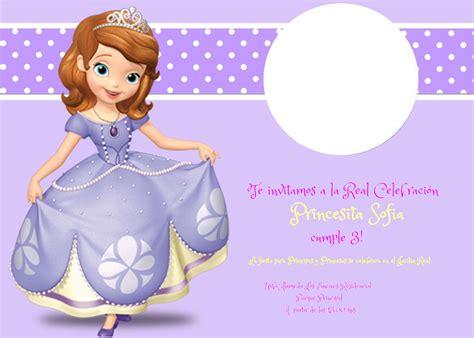 sofiathe firstonce   princess images invitacion hd