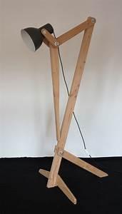 Mantis floor lamp ikea hackers ikea hackers for Wooden floor lamp base ikea