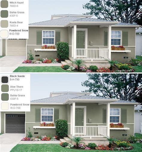 behr paint aloe vs witch hazel home exterior