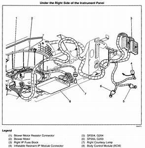 2001 Chevy Impala Bcm Location  Wiring  Automotive Wiring Diagram Taesk Com My 2001 Chevy Malibu