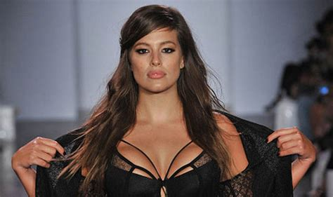 Uk Models by Plus Sized Models At New York Fashion Week Show