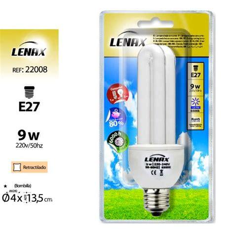 Lade A Risparmio Energetico Luce Fredda by Lenax Ladina Risparmio Energetico 2 Tubi 9w E27 Luce