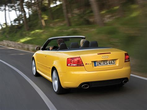 Audi Convertible Coming Usa Picture