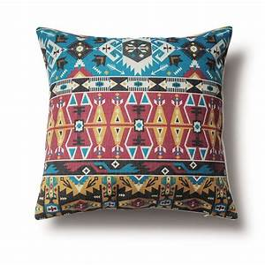 aliexpresscom buy tribal patterns pillow cover ethnic With best store to buy pillows