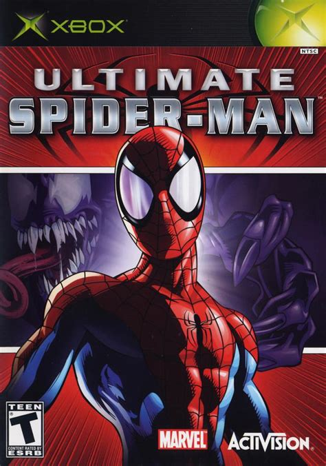 ultimate spiderman xbox