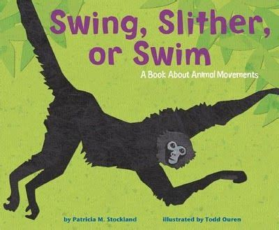 book about animal movements and how they are different