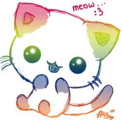 kawaii cat kawaii cat by aleks96 on deviantart