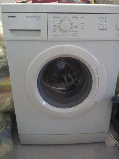 siemens e14 4s waschmaschine siemens waschmaschine neu und gebraucht kaufen bei dhd24
