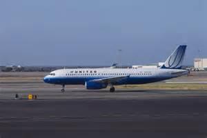 United Airbus A320