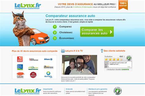 Comparateur Assurance Auto En Ligne Avec Lelynx.fr