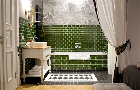 hotel gorki in berlin serie quot cv quot metro verde vic 7 5x15 cm southern tiles metrofliesen