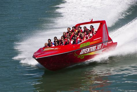 Fast Jet Boat Ride by Auckland Adventure Jet Auckland S First Jet Boat
