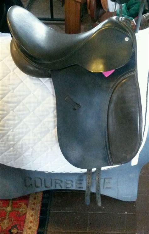 dressage saddle long warmblood saddles horse county english