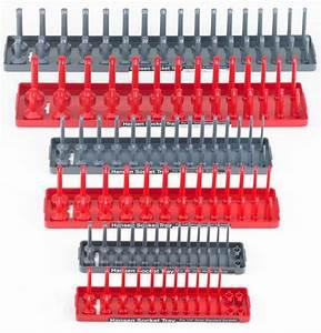 Socket Trays from Hansen Global Organize your sockets
