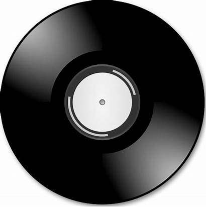 Record Vinyl Clip Disc Vector Clipart Album