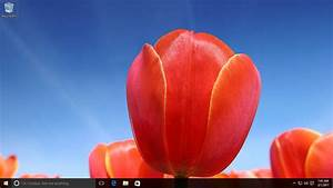 Windows 10 Tutorial: Change The Desktop Background ...