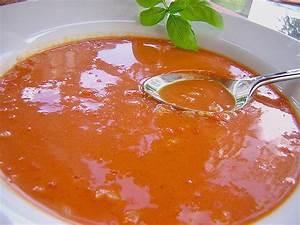 Tomatensuppe Rezept Einfach : tomatensuppe mit reis rezept mit bild von holgi007 ~ Yasmunasinghe.com Haus und Dekorationen