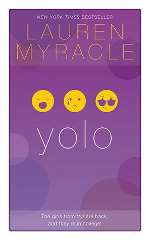 Book Review 'yolo' By Lauren Myracle  The Young Folks