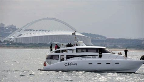 Boat Cruise In Durban For A Day by Boat Cruises In Durban S Harbour And Out To Sea Durban