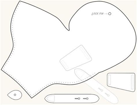 the coaster factory templates pattern for indiana jones gun holster party theme