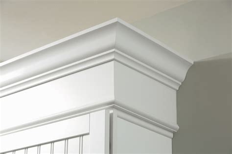 modern crown molding for kitchen cabinets aristokraft crown moulding contemporary kitchen