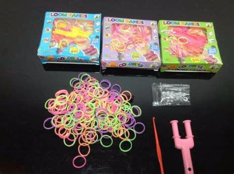Karet O Untuk Jazz By M Rubber jual rainbow loom bands gelang karet pelangi diy refill