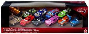 Disney Pixar Cars Cars 3 Piston Cup Race 155 Diecast Car ...