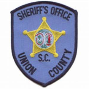 Union County Sheriff's Office, South Carolina, Fallen Officers