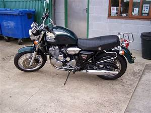 1996 Triumph Thunderbird  Booked In For Fork Seal And
