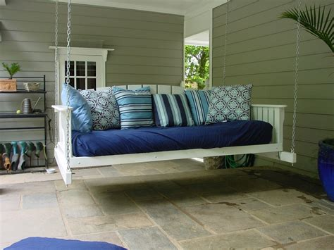 Everything About Outdoor Bed Swing