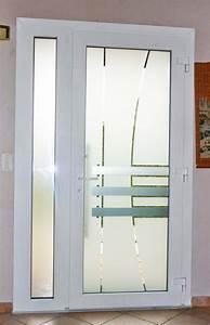porte dentree aluminium euclase de la ligne crystal une With porte fenetre en ligne
