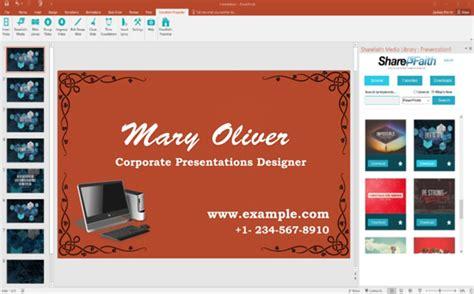 business cards  graphic designer