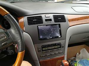 2005 Lexus Es330 Factory Stereo Replacement