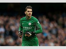 Man City goalkeeper Ederson's ridiculous goalkick for
