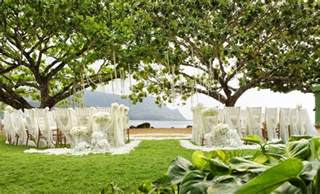 local wedding reception venues kauai wedding locations st regis princeville wedding venues princeville weddings