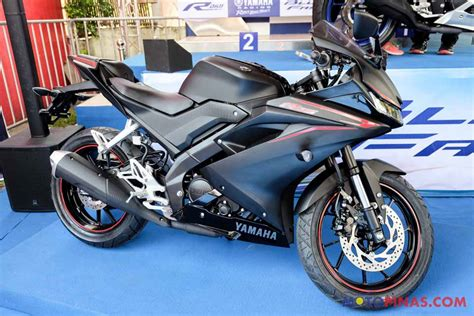Yamaha Philippines Launches Yzf-r15