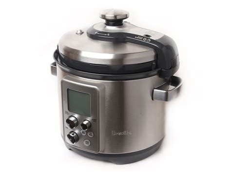 pressure cooker breville electric cookers multi slow fast pro equipment