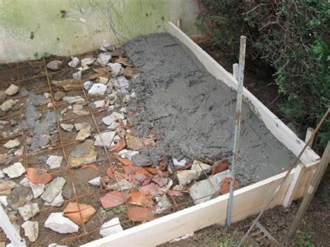 comment faire une dalle beton pour abri de jardin incroyable comment faire une dalle beton pour terrasse 1 questions pour la r233alisation dune