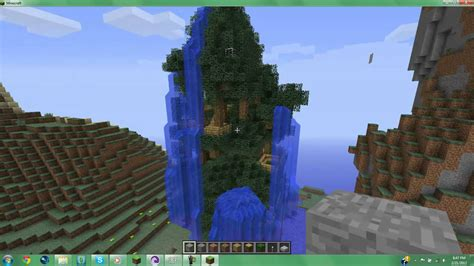 minecraft tutorials     giant treehouse youtube