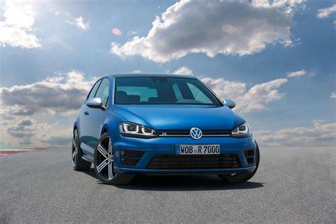 Volkswagen Golf R Tuning by Volkswagen Golf R 2014 Vw Golf Tuning