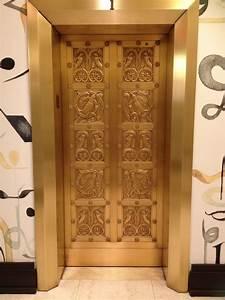 Lexington, Hotel, New, York, Loved, This, Elevator, Door
