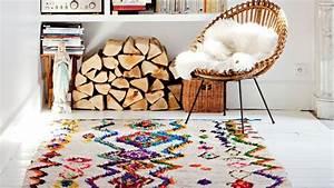 Petit Tapis Berbere : tapis kilim et autres tapis berb res s lection c t maison ~ Teatrodelosmanantiales.com Idées de Décoration
