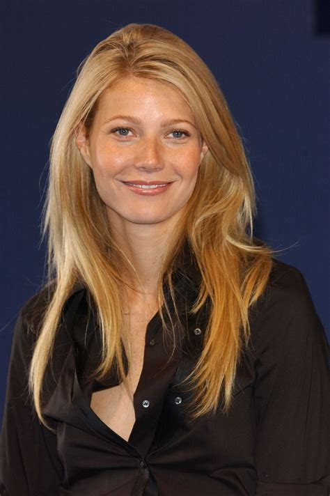 gwyneth paltrow hair color hair colar  cut style