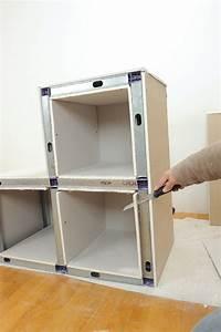 Dimension Plaque De Platre : r aliser des niches des meubles et des coffres en plaques ~ Dailycaller-alerts.com Idées de Décoration