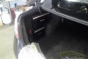 2011 Nissan Altima  U2013 Custom Sub Enclosure  U2014 Tunes