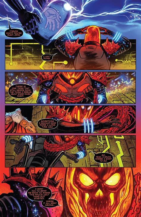 Read online Cosmic Ghost Rider comic - Issue #1