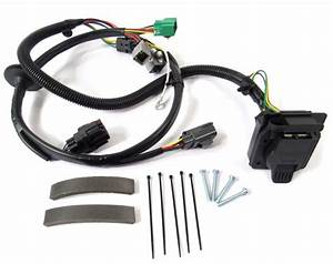 Range Rover Sport Trailer Wiring Kit  Part   Ywj500170