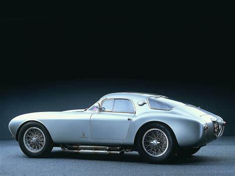 maserati pininfarina vintage 1954 maserati a6gcs berlinetta pininfarina studios