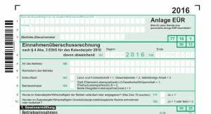 Rechnung Finanzamt : anlage e r 2016 und ver nderungen zum vorjahr ~ Themetempest.com Abrechnung