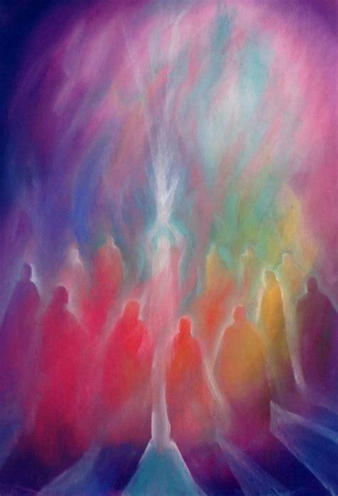 movingthesoulimages veil painting  ascension